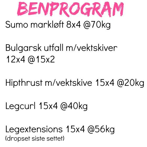 Benprogram